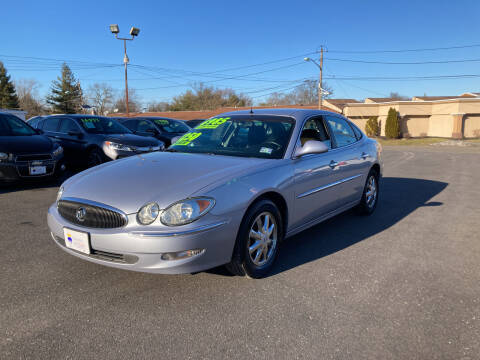 2005 Buick LaCrosse for sale at Majestic Automotive Group in Cinnaminson NJ