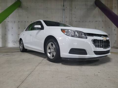 2016 Chevrolet Malibu Limited for sale at Kelley Autoplex in San Antonio TX