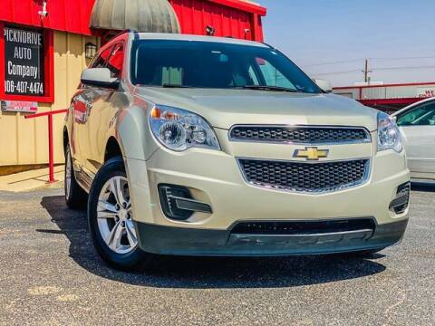 2014 Chevrolet Equinox for sale at MAGNA CUM LAUDE AUTO COMPANY in Lubbock TX