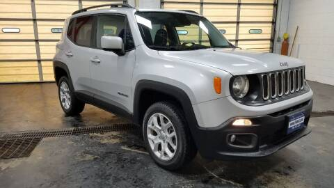2017 Jeep Renegade for sale at Falleti Motors, Inc.  est. 1976 in Batavia NY