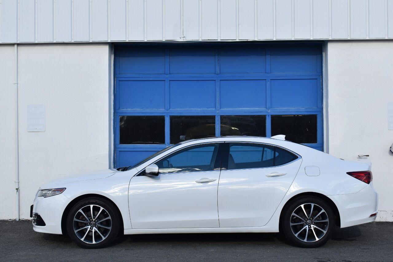 2016 Acura TLX V6 4dr Sedan full