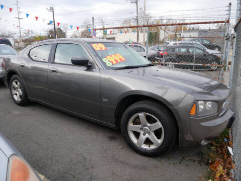 2009 Dodge Charger for sale at MICHAEL ANTHONY AUTO SALES in Plainfield NJ