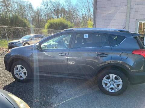 2014 Toyota RAV4 for sale at Mike's Auto Sales in Westport MA