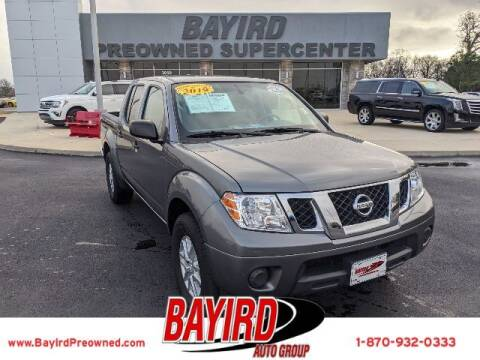 2019 Nissan Frontier for sale at Bayird Truck Center in Paragould AR