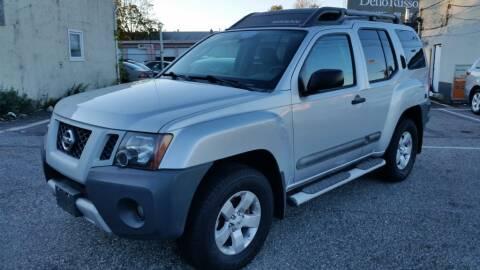 2011 Nissan Xterra for sale at Millennium Auto Group in Lodi NJ
