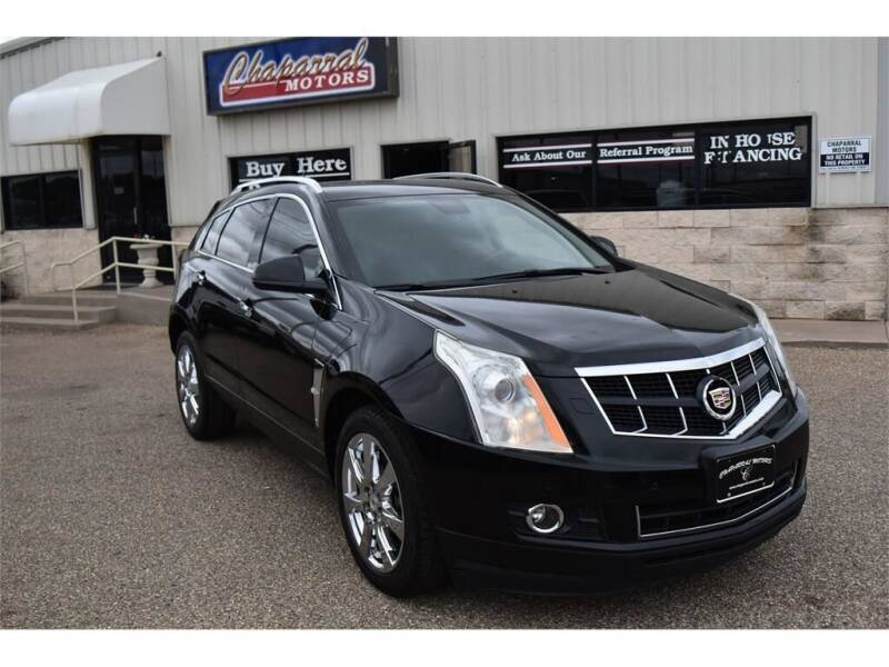 2010 Cadillac SRX for sale at Chaparral Motors in Lubbock TX