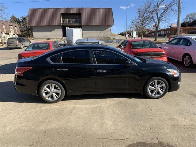2013 Nissan Altima for sale at Daryl's Auto Service in Chamberlain SD