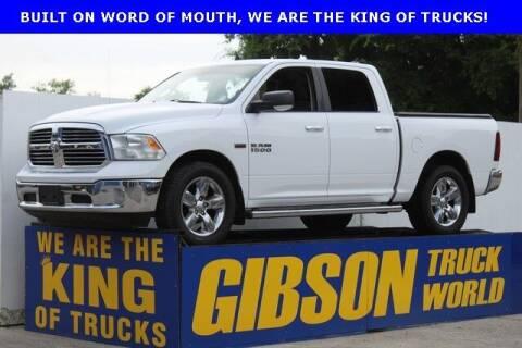 2013 RAM Ram Pickup 1500 for sale at Gibson Truck World in Sanford FL