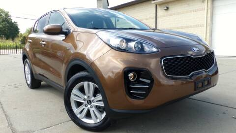 2019 Kia Sportage for sale at Prudential Auto Leasing in Hudson OH