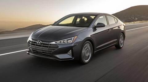 2020 Hyundai Elantra for sale at XS Leasing in Brooklyn NY