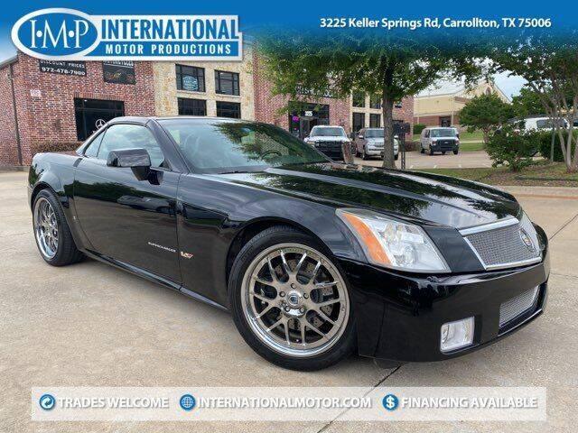 2007 Cadillac XLR-V for sale in Carrollton, TX