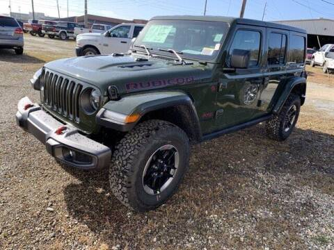 2021 Jeep Wrangler Unlimited for sale at CROWN  DODGE CHRYSLER JEEP RAM FIAT in Pascagoula MS