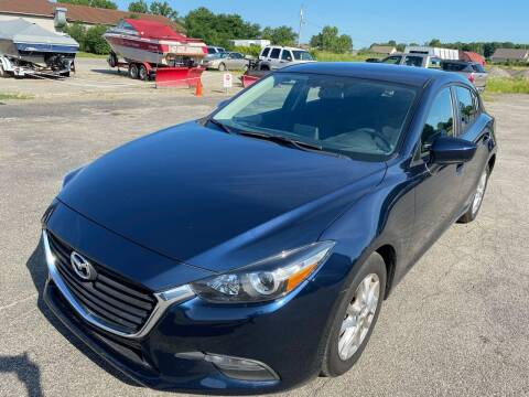 2017 Mazda MAZDA3 for sale at RP MOTORS in Canfield OH