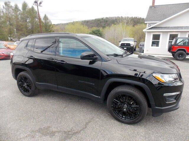 2018 Jeep Compass for sale at Bachettis Auto Sales in Sheffield MA