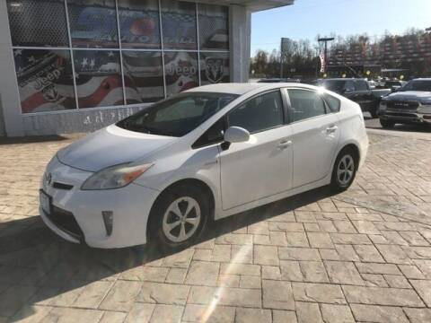 2013 Toyota Prius for sale at Tim Short Auto Mall in Corbin KY