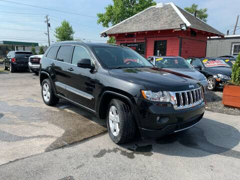 2012 Jeep Grand Cherokee for sale at Mass Auto Exchange in Framingham MA