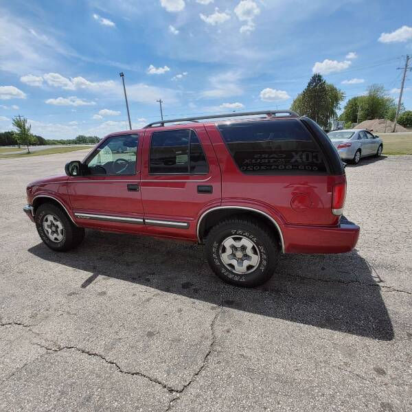 2001 Chevrolet Blazer for sale in Edgerton, WI