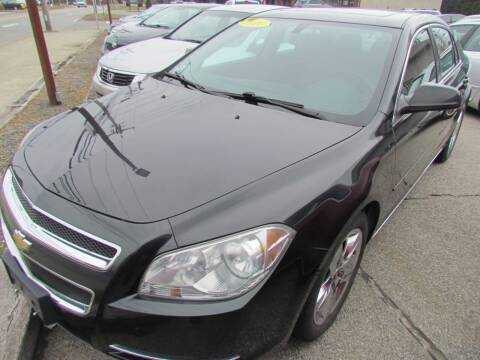 2010 Chevrolet Malibu for sale at Portsmouth Auto Sales & Repair in Portsmouth RI