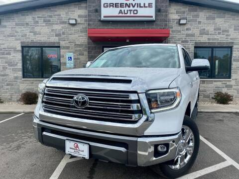 2020 Toyota Tundra for sale at GREENVILLE AUTO in Greenville WI