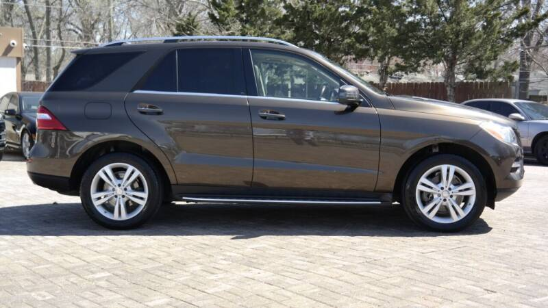 2013 Mercedes-Benz M-Class for sale at Cars-KC LLC in Overland Park KS