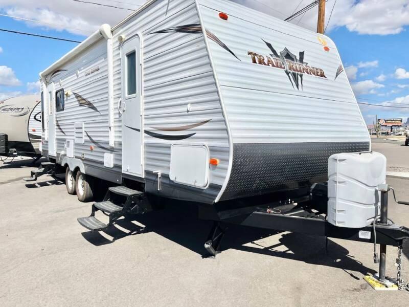 2013 Heartland TRAIL RUNNER for sale at Mesa AZ Auto Sales in Apache Junction AZ