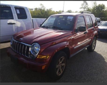 2007 Jeep Liberty for sale at Auto Town Used Cars in Morgantown WV