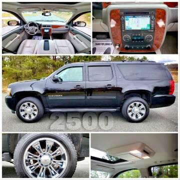 2011 Chevrolet Suburban for sale at Apex Autos Inc. in Fredericksburg VA