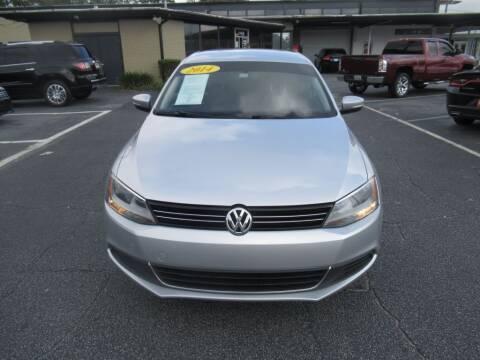 2014 Volkswagen Jetta for sale at Maluda Auto Sales in Valdosta GA
