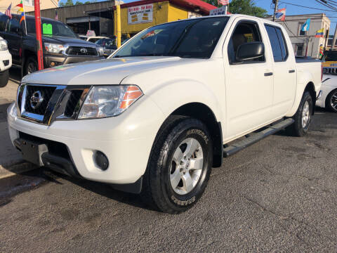 2012 Nissan Frontier for sale at Deleon Mich Auto Sales in Yonkers NY