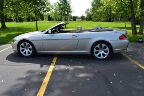 2006 BMW 650 I for sale at Classic Car Deals in Cadillac MI