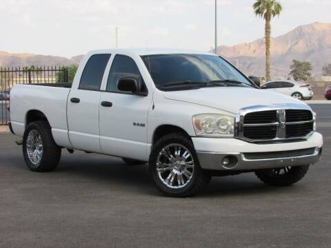2008 Dodge Ram Pickup 1500 for sale at Best Auto Buy in Las Vegas NV