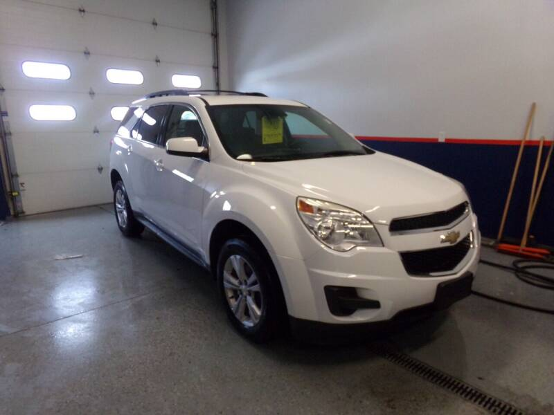 2013 Chevrolet Equinox for sale at Pool Auto Sales Inc in Spencerport NY