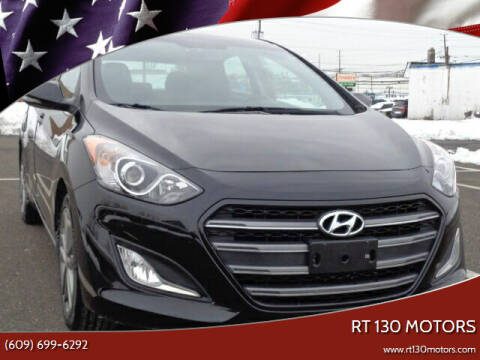 2016 Hyundai Elantra GT for sale at RT 130 Motors in Burlington NJ