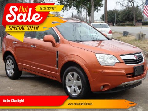 2008 Saturn Vue for sale at Auto Starlight in Dallas TX