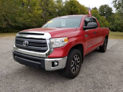 2014 Toyota Tundra for sale at Empire Auto Remarketing in Shawnee OK