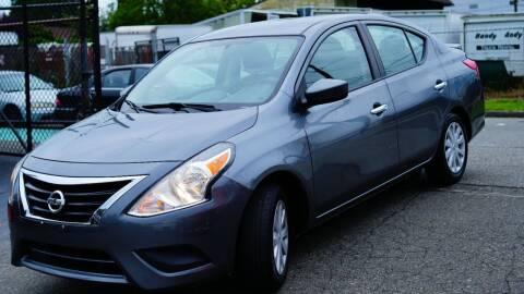 2018 Nissan Versa for sale at Paisanos Chevrolane in Seattle WA