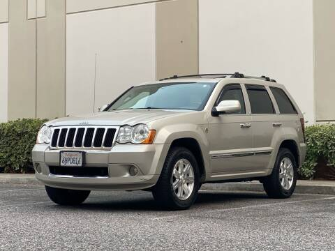 2009 Jeep Grand Cherokee for sale at Carfornia in San Jose CA