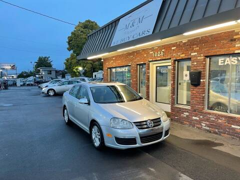2006 Volkswagen Jetta for sale at M&M Auto Sales in Portland OR