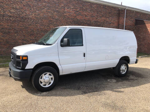2013 Ford E-Series Cargo for sale at Jim's Hometown Auto Sales LLC in Byesville OH