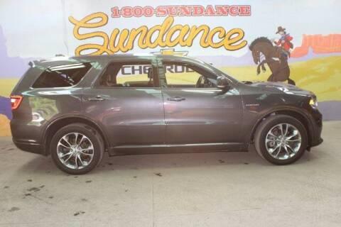 2020 Dodge Durango for sale at Sundance Chevrolet in Grand Ledge MI