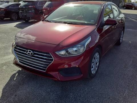 2020 Hyundai Accent for sale at YOUR BEST DRIVE in Oakland Park FL