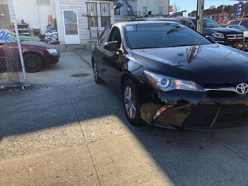 2017 Toyota Camry for sale at Luxury 1 Auto Sales Inc in Brooklyn NY