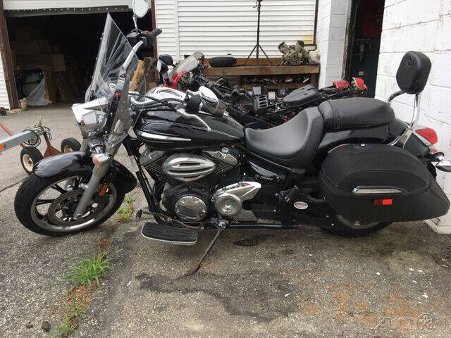2012 Yamaha VSTAR 950 TOUR for sale at ROUTE 3A MOTORS INC in North Chelmsford MA