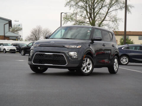 2020 Kia Soul for sale at Jack Schmitt Chevrolet Wood River in Wood River IL