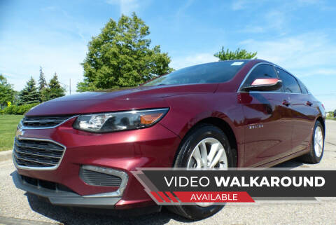 2016 Chevrolet Malibu for sale at Macomb Automotive Group in New Haven MI
