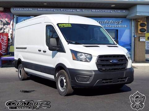 2020 Ford Transit Cargo for sale at Distinctive Car Toyz in Pleasantville NJ