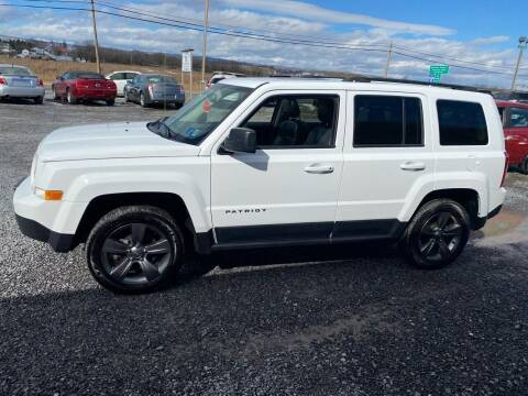2015 Jeep Patriot for sale at Tri-Star Motors Inc in Martinsburg WV