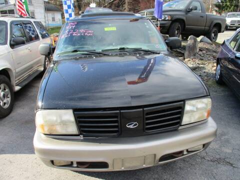 2000 Oldsmobile Bravada for sale at FERNWOOD AUTO SALES in Nicholson PA