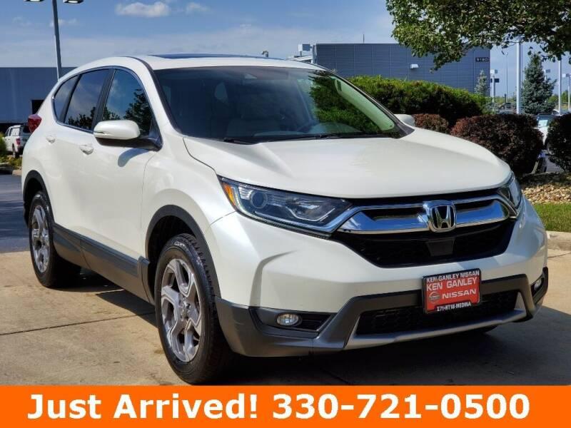2017 Honda CR-V for sale at Ken Ganley Nissan in Medina OH