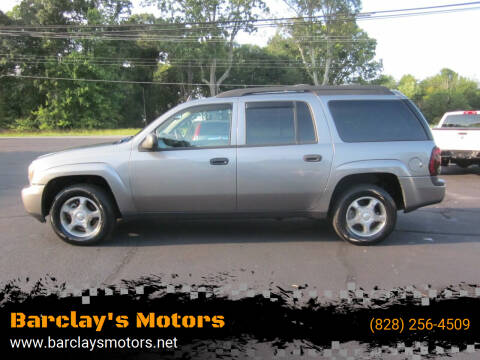 2006 Chevrolet TrailBlazer EXT for sale at Barclay's Motors in Conover NC